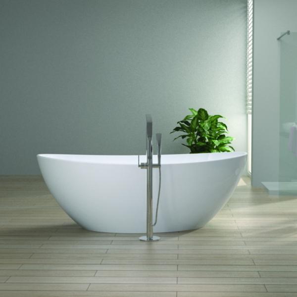 ovalt badekar fritstående badekar | ovalt badekar